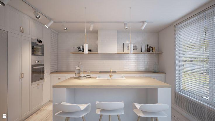 Kuchnia styl Nowoczesny - zdjęcie od Finchstudio Architektura Wnętrz - Kuchnia…