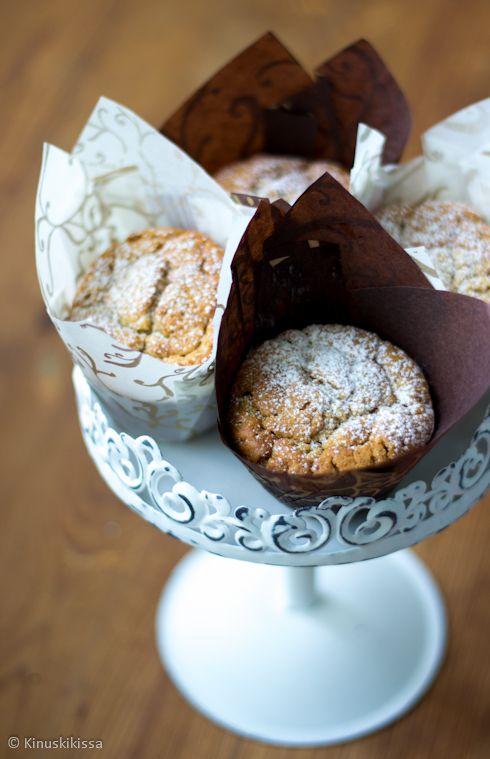 Neilikkamuffinsit #resepti #leivonta #muffinsit #joulu