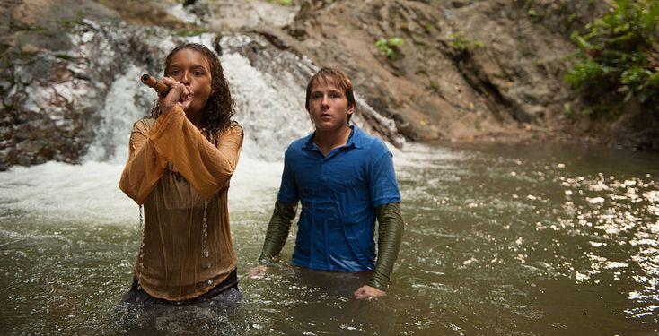 """""""Fünf Freunde 3"""" - Kino-Tipp - In ihrem dritten Leinwandabenteuer suchen George, Julian, Dick, Anne und Hund Timmy nach einem Piratenschatz auf einer exotischen Insel."""