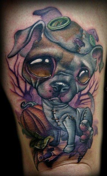 Kelly-Doty-New-School-Color-Tattoo - Tattoos & Laser Tattoo ...