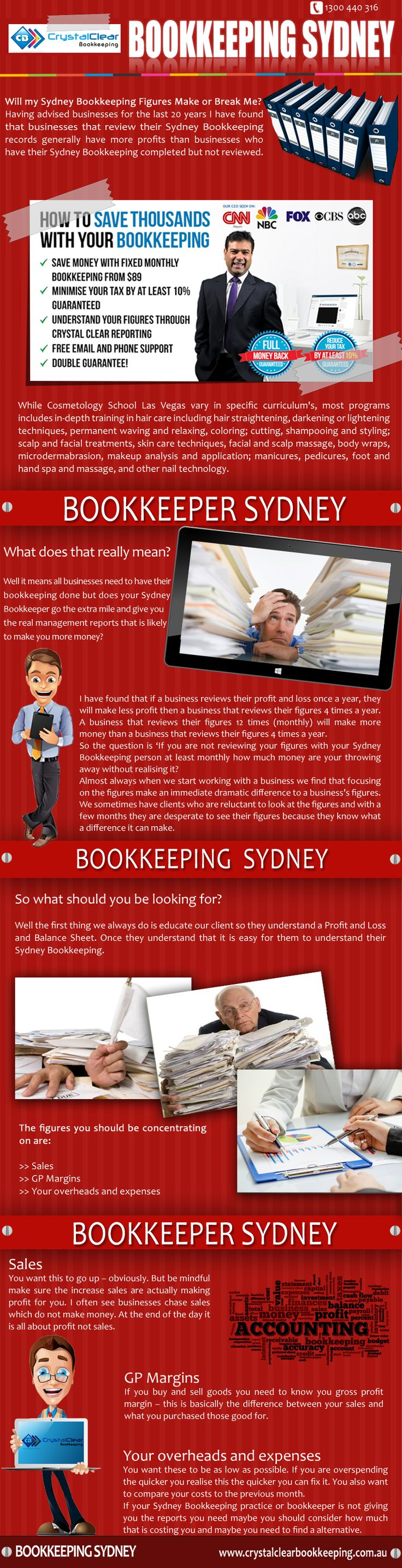 Bookkeeper Sydney