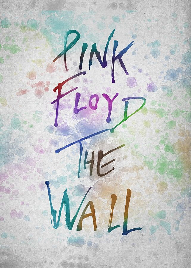 Pink Floyd Drawing The Wall