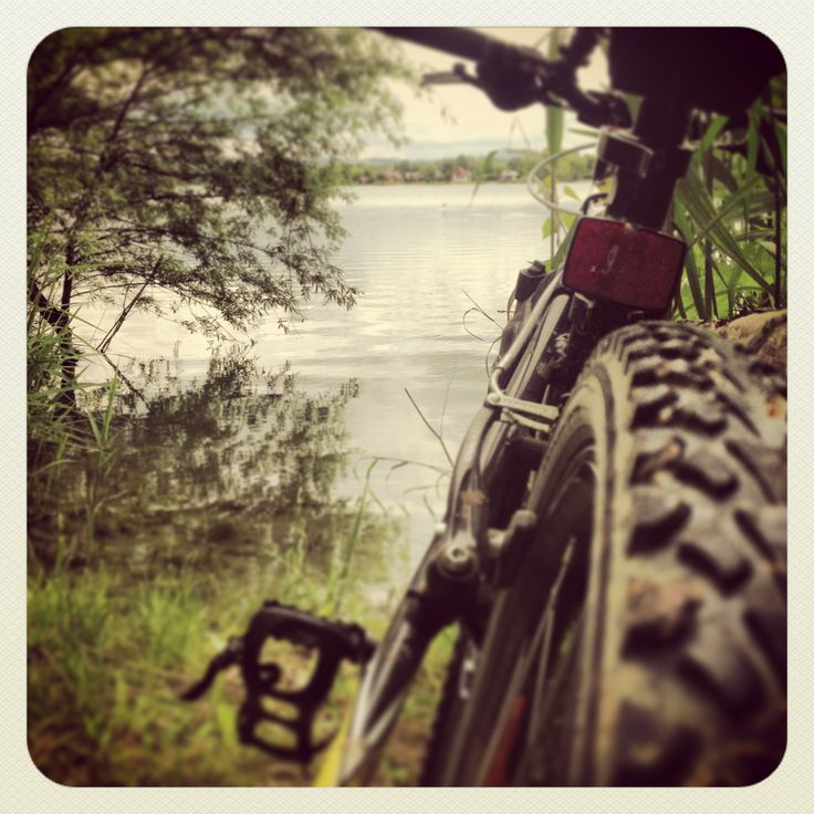 Bike & Lake
