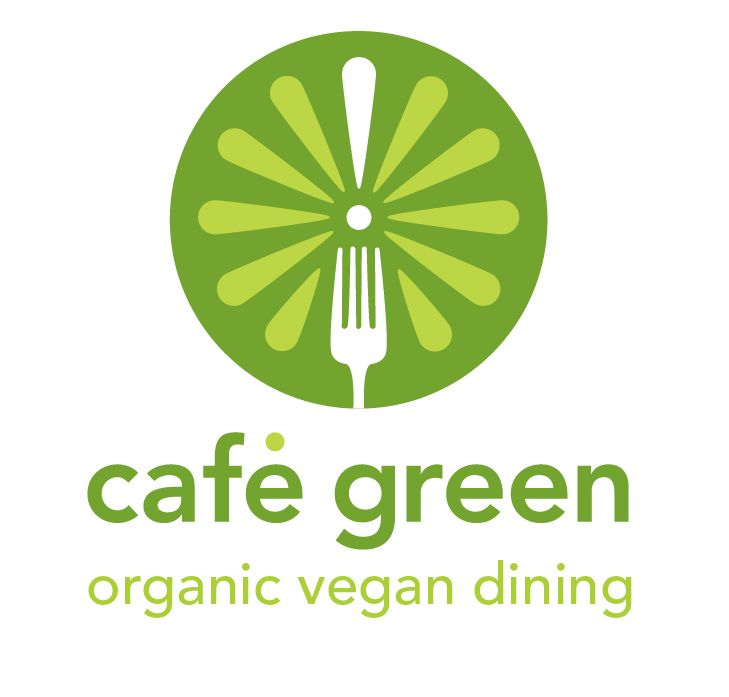 """mock logo. the """"o"""" in LowCal. the fruit will be blood orange & the fork will be removed. """"LowCal"""", """"smoothie cafe""""."""