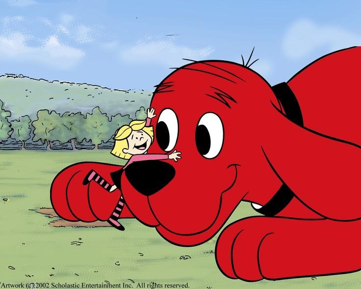 Emily Elizabeth And Clifford The Big Red Dog