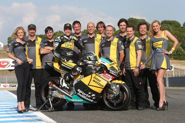 Interwetten Paddock Moto2 Racing Team