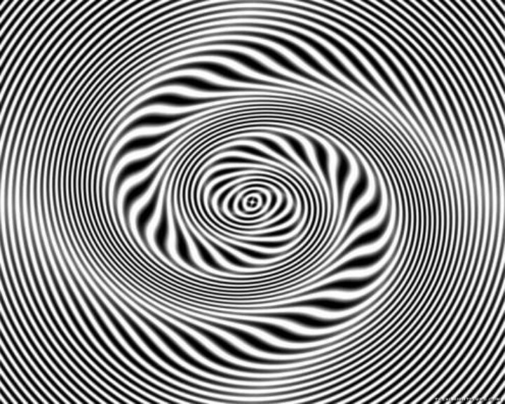 Optical illusions that make you feel like youre falling