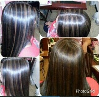Mechas Color Miel Mechas Long Hair Styles Hair Styles