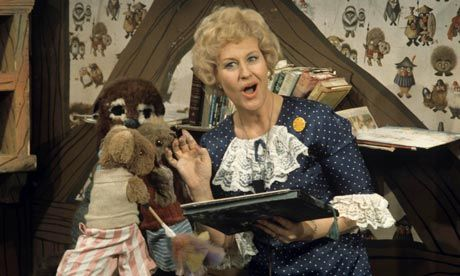 Girl Museum Blogspace: The disappearance of the female presenter from CBBC