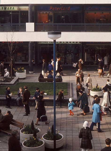 Whitgift Centre, Croydon 1971