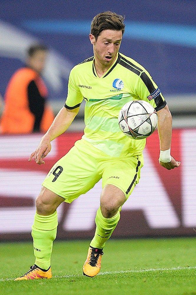 Fotospecial KAA Gent - VfL Wolfsburg 17-02-2016