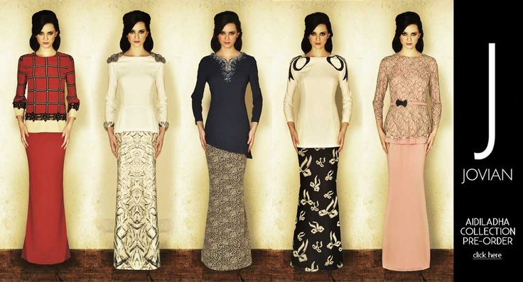 Jovian Mandagie Aidiladha Collection