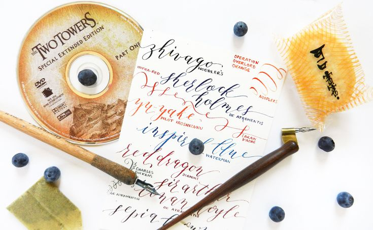 Seven Reasons to Learn Calligraphy | The Postman's Knock