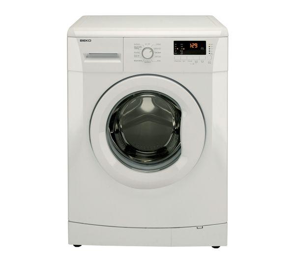 Beko Wm74135w Washing Machine White Kitchen Washing