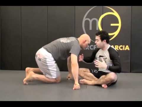 Marcelo Garcia On How To Defeat A Bigger, Stronger Opponent - YouTube