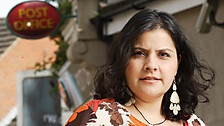 Nina Wadia is such a talented actress, and so beautiful. Her portrayal of Zainab Massood on Eastenders was strong and compelling.