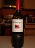 Gato Negro Wine. The Cab/Merlot is a great wine from Chile that is not a lot of money.  Great every day wine with tons of fruit flavour with a hint of chocolate.