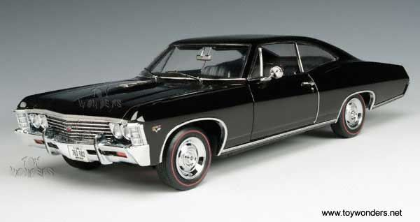 The 1967 Chevrolet Impala. My favourite car from TVland