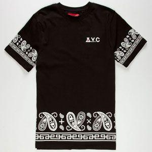 ASPHALT YACHT CLUB Alternate Mens T-Shirt #Tillys #AYC #graphictee