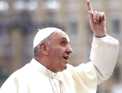 """Pope Francis in a sermon today in Rome said Christians who exploit people lead a double life and get involved in """"dirty business"""" scandalize the churchIn fact it might be better just to be an atheist and so many Christians are like this and these people scandalize othersbut to be a Catholic like that it's better to be an atheist. It is that scandal. You destroy. You beat down he said.    According to Vatican Radio. Examples of such scandals abound the Pope said adding that they destroy the…"""