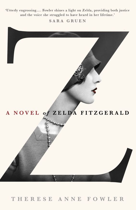 Z: A Novel of Zelda Fitzgerald. I adore this cover so much I can't even say. I'll probably never read it but THE COVER.