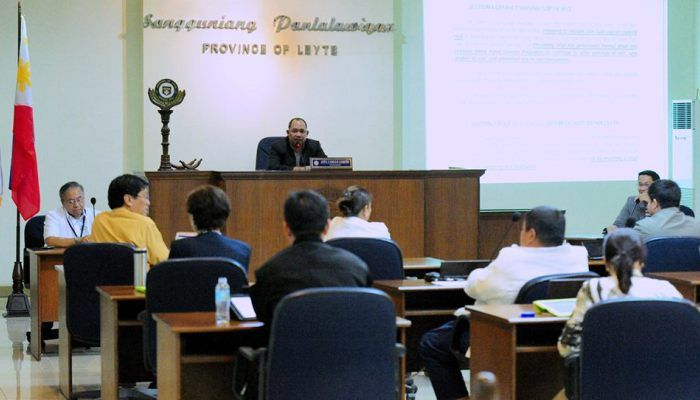 """Vice Governor Carlo P. Loreto of Leyte and members of the Sangguniang Panlalawigan agreed that the proposed Bangsamoro Basic Law (BBL), which is currently pending in both houses of Congress, needs further study.  """"We live in exciting times, we are here in the Sangguniang Panlalawigan in an exciting period of our history. And we cannot perhaps pass this crossroad without consulting our constituents and having a common stand in this August body,"""" Loreto said."""