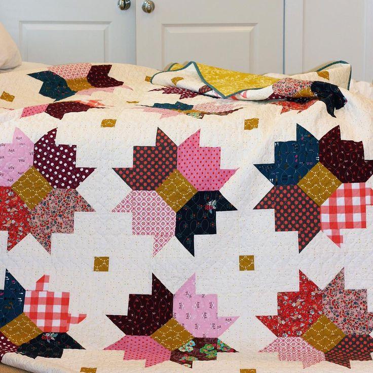 1356 best patchwork images on Pinterest   Bedspreads ...
