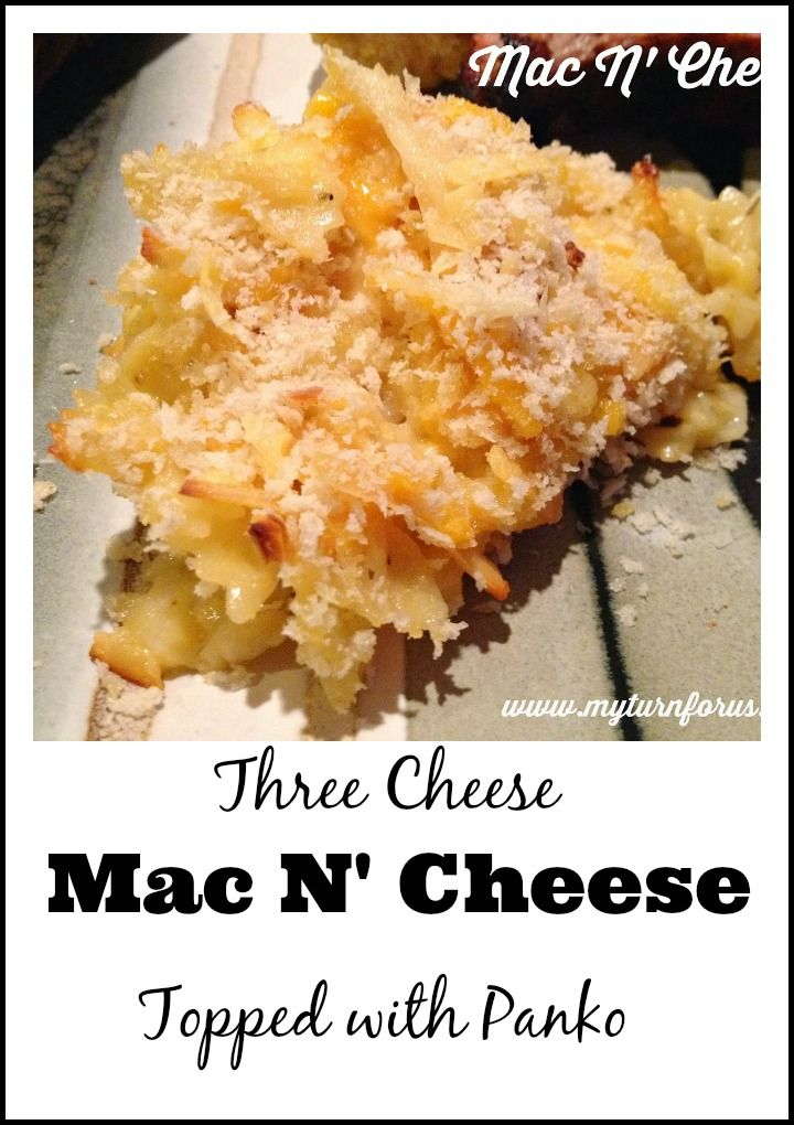 2014/12/jessicas-baked-mac-n-cheese.html | Pinterest | Mac, Cheese