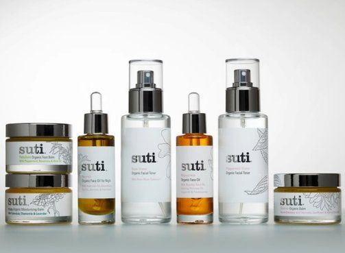 Fig+Sage: Introducing New Favorite :: Suti Organic Skincare + 7 Product Reviews