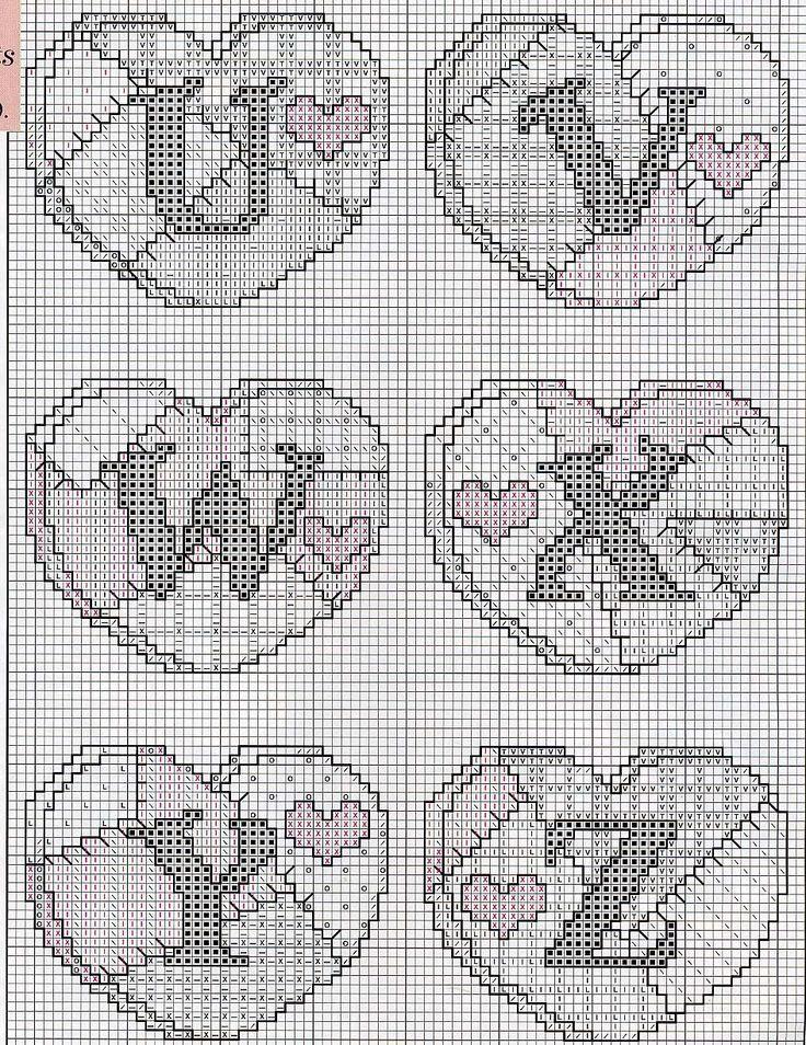 Schema punto croce Abc Patchwork 06