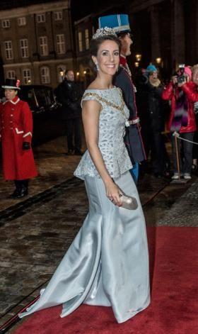 Årets kongelige  kjoler