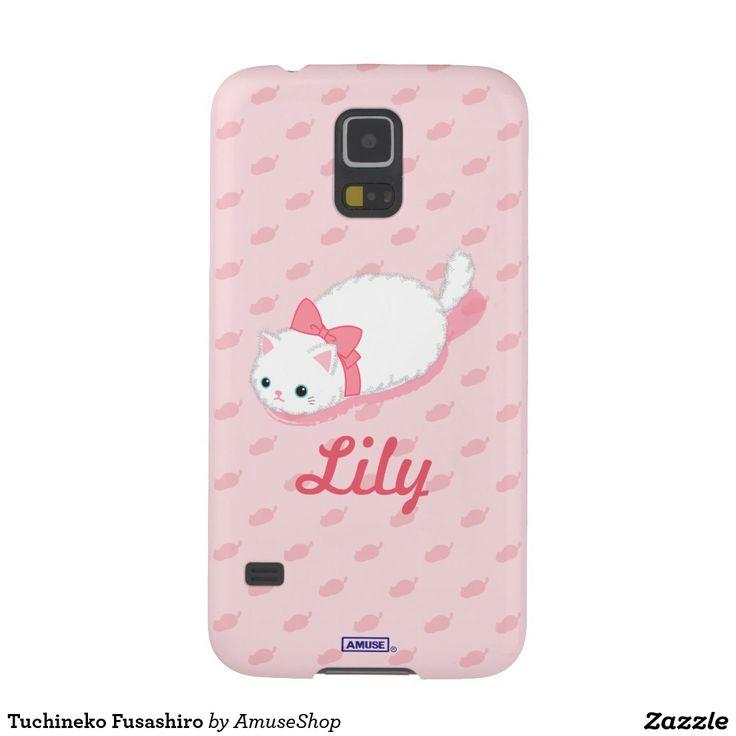 Tuchineko Fusashiro Galaxy S5 Cover cat #carcasas #cases