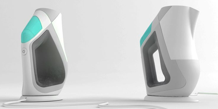 Electrolux Kettle concept design by Steven Burgess | Product Design