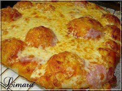 Limara péksége: Pizza
