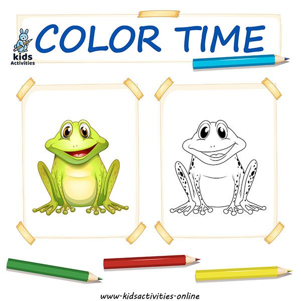 Best 21 Coloring Pages Of Animals For Kids Kids Activities Printable Coloring Pages Coloring Book Download Free Printable Coloring Pages