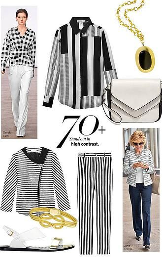 FASHION OVER FIFTY   MATURE WOMEN STYLE