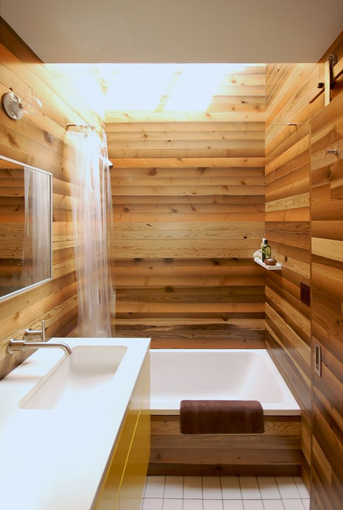 Small Bath Remodel. Japanese Bath House Inspiration. Portland OR  Www.rightarmconstruction.com