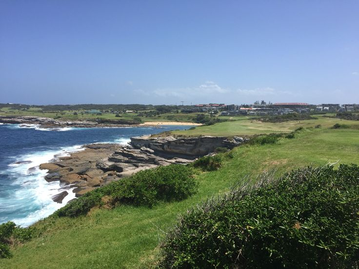 Coast Golf Course, Little Bay, Sydney, NSW