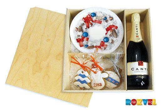 Упаковка для вина и посуды, деревянная и картонная