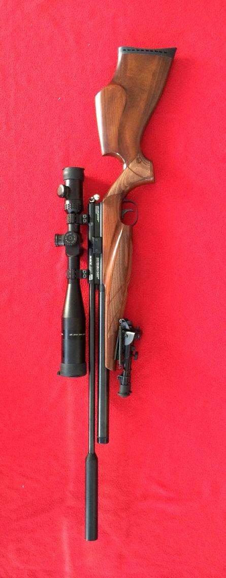 My BSA Scorpion SE .22 caliber.