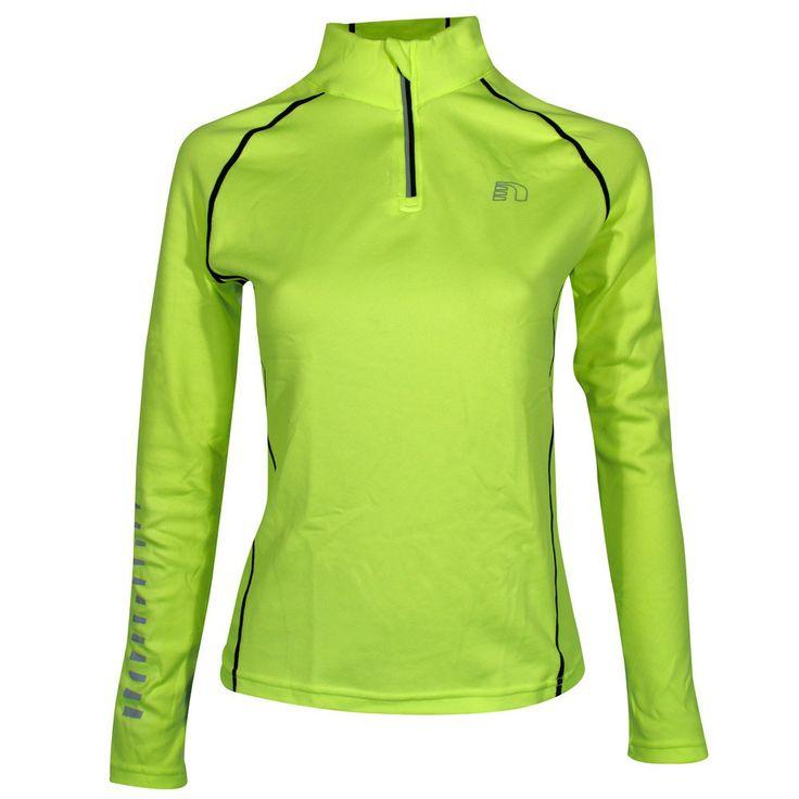 Newline Visio Warm Sweater, €49.95 http://www.sportvrouw.com/hardlopen/shirt-lange-mouw/newline-visio-warm-sweater-845.html