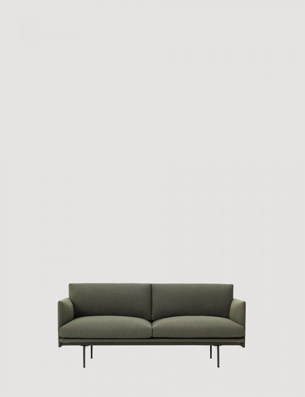 Visually light and elegant sofa series with deep seating for high comfort.  Available in various