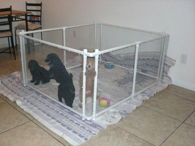 Jack S Puppy Pen Design 7 18 09 Diy Projects Puppies