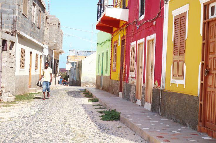Street in Sal Rei, Boa Vista #CaboVerde #Kaapverdie