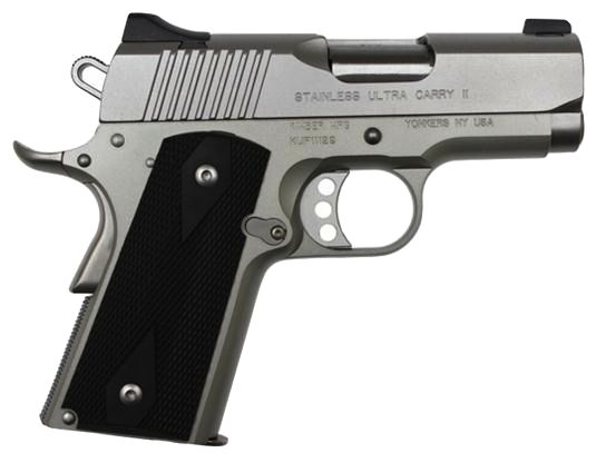 Ultra Carry Stainless 2, 45ACP | B&H Police Supply