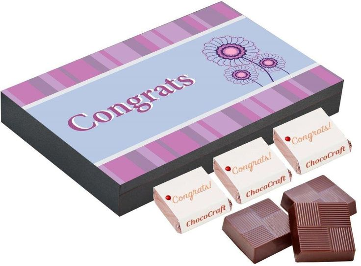 good congratulation gifts | Chocolate box