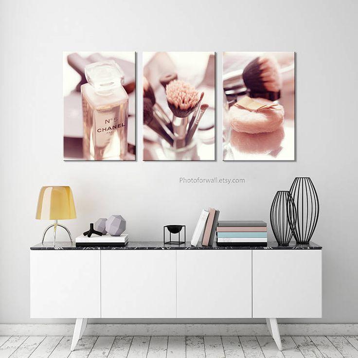 chanel bathroom canvas artchanel artcanvas print