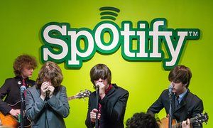Music streaming hailed as industry's saviour as labels enjoy profit surge