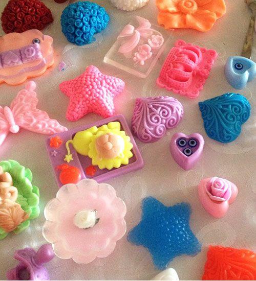 El yapımı sabunlar Sabundan �eyler