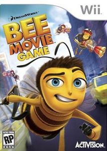 Bee Movie Game - Wii Game